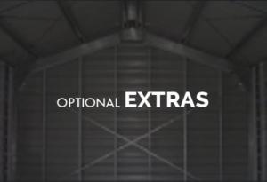 optional extras